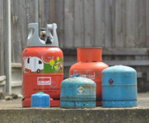 Instalaciones Gas furgoneta Camper