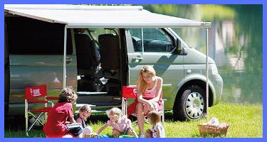 Instalación accesorios Portcamper camperización furgonetas