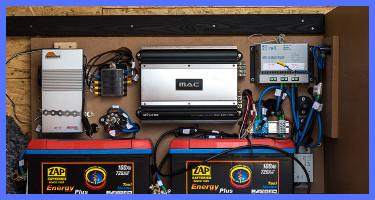 Instalaciones Agua y Electricidad Portcamper camperización furgonetas
